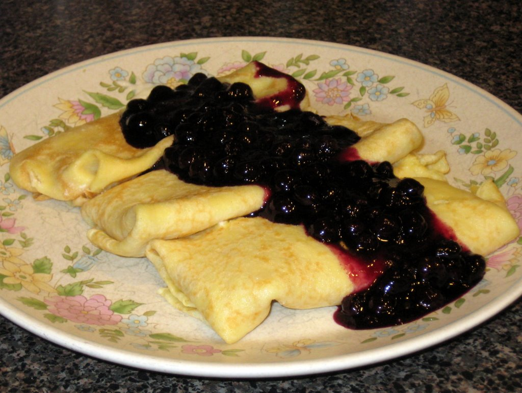 blueberry blintzes 12 tomatoes cheese blintzes with blueberry sauce ...